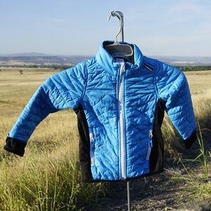 Wedze toddler puffer jacket size 4T EUC
